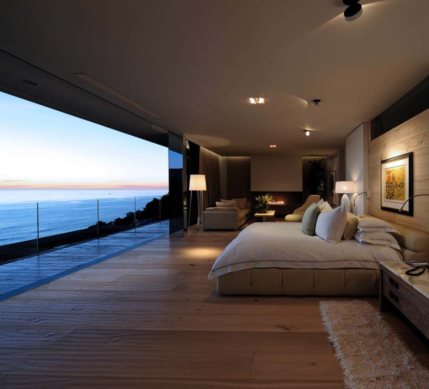 20 Gorgeous Luxury Bedroom Ideas: 33 Sun-drenched Bedrooms With Mesmerizing Ocean Views