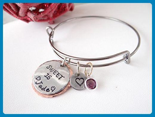 Sweet 16 Bracelet Jewelry Gift Wedding Bracelets