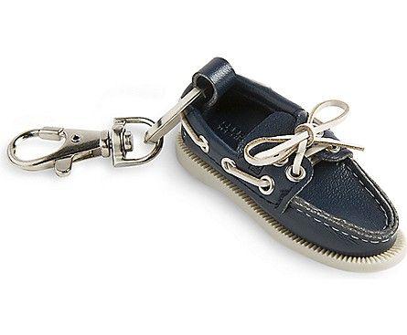 Sperry Top-Sider Authentic Original Boat Shoe Key Chain  91bd46d5d