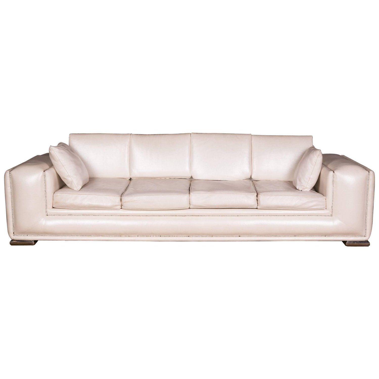 Sofa Four Seat with Swarovski Stones Rhinestones
