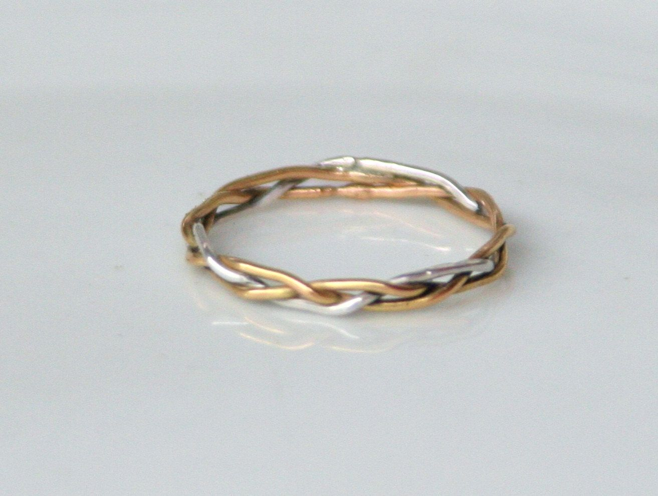 Gallery Inspiration Picture 453478 Braided Ring Jewelry Wedding Rings For Women