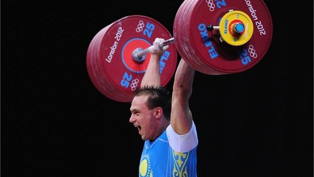 Ilya Ilyin, Men's 94Kg, Weightlifting, London 2012