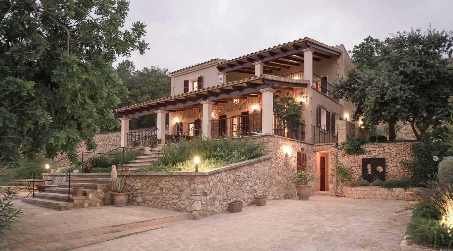 Country House With Fantastic Views Of San Salvador Country House