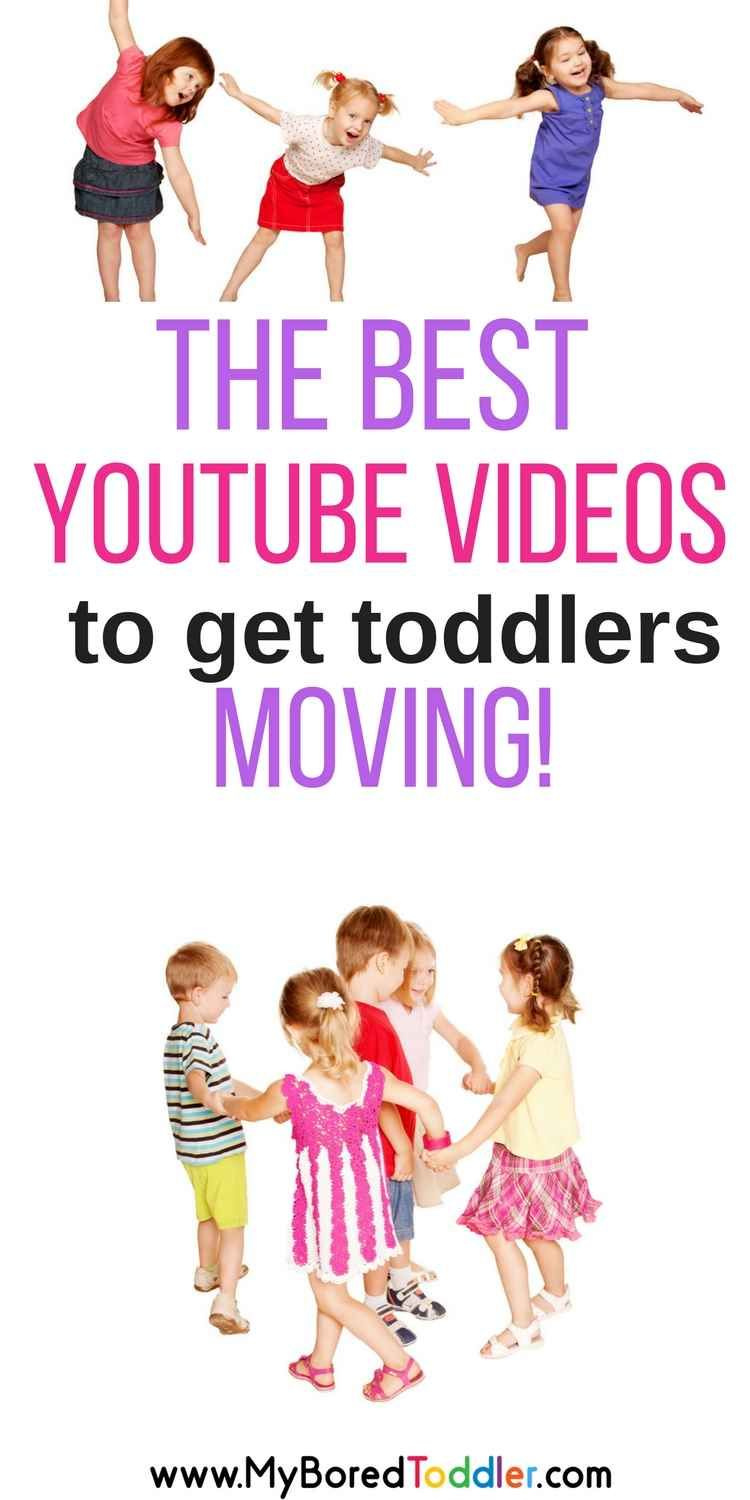 Best Videos To Get Your Toddler Moving Songs For Toddlers