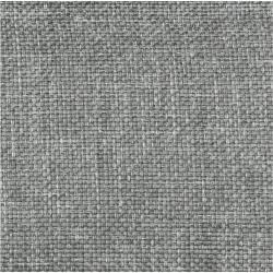 Photo of Stylefy Uranus Led box spring bed light gray 160×200 textured fabric