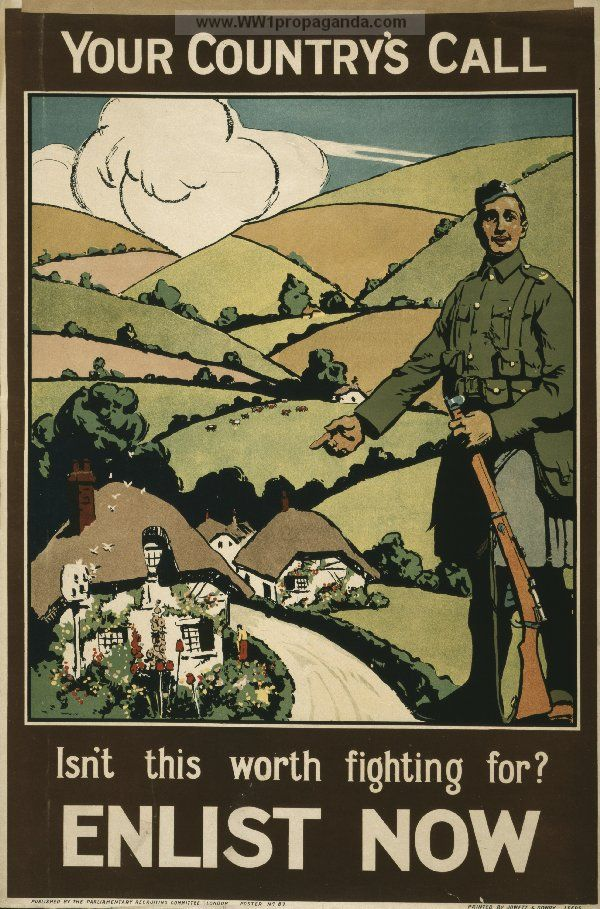 essays on propaganda in world war 1 The propaganda posters of world war 1 had several different purposes one of  these purposes was to obtain man power for the battles of the.