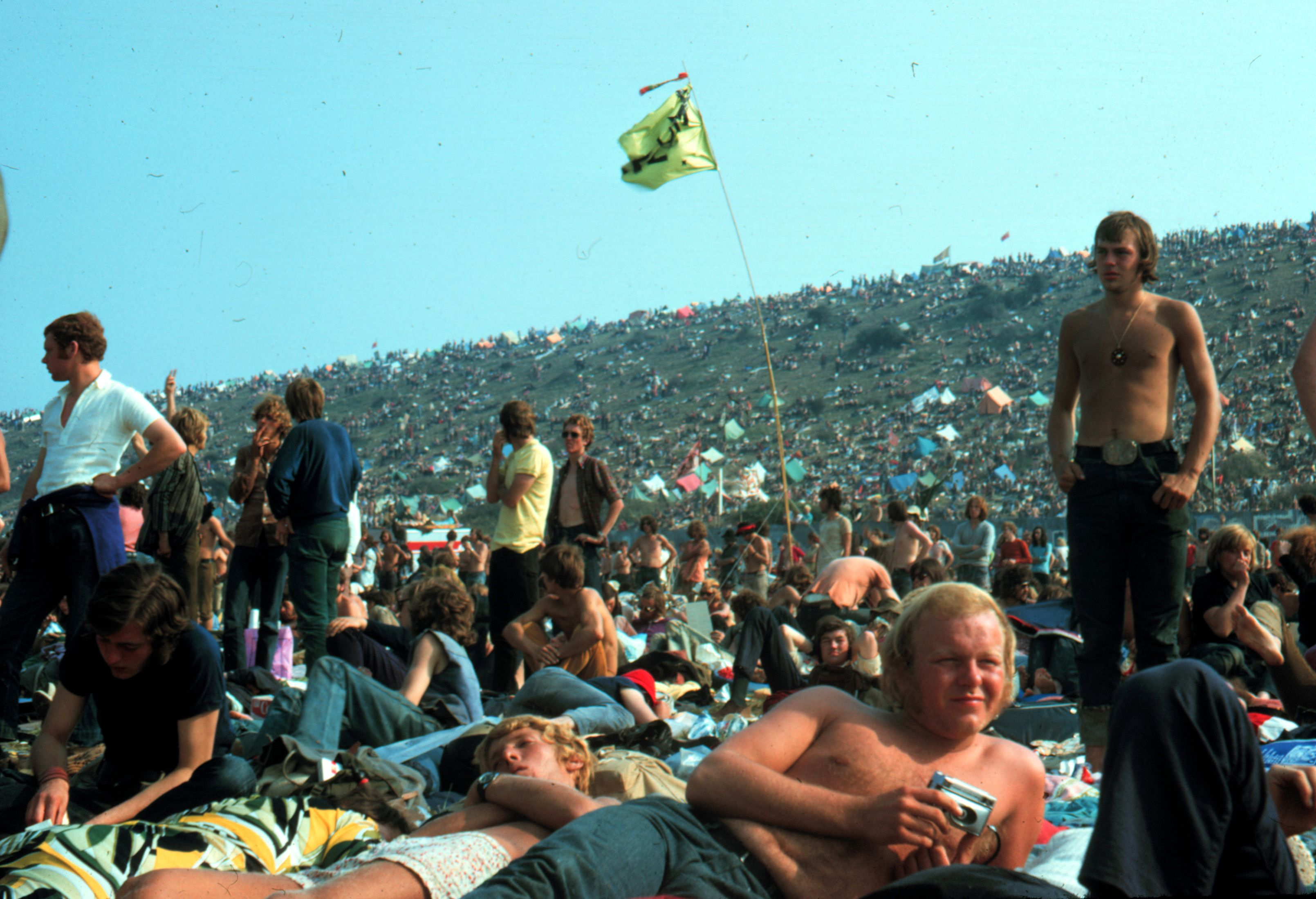 1970 Isle Of Wight Festival The Isle Of Wight Festival Is One Steeped In Music History As Is Duly Not Isle Of Wight Festival Festivals In England Woodstock
