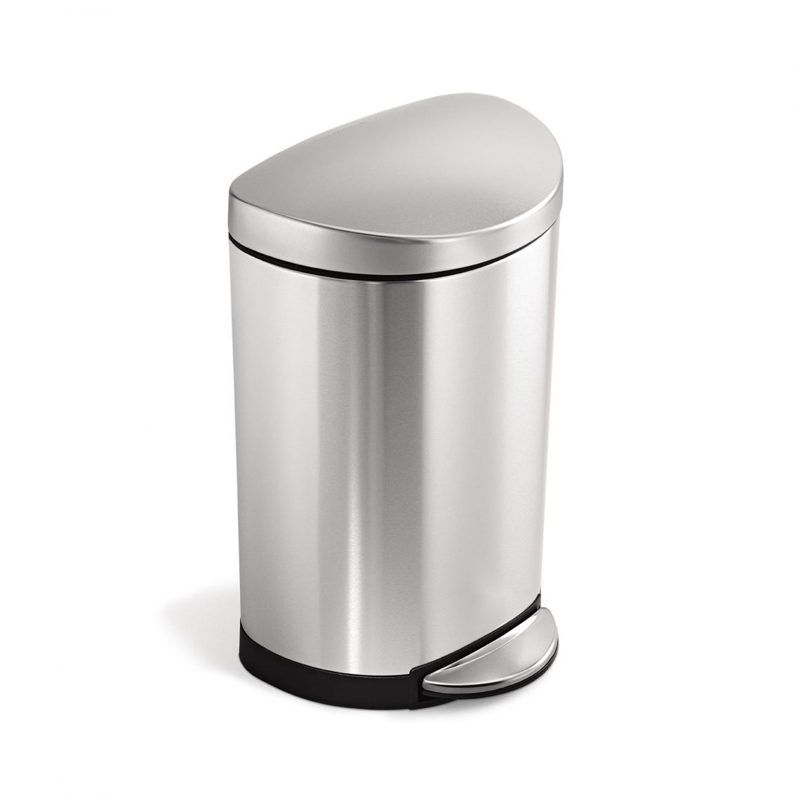 home depot stainless steel kitchen trash cans