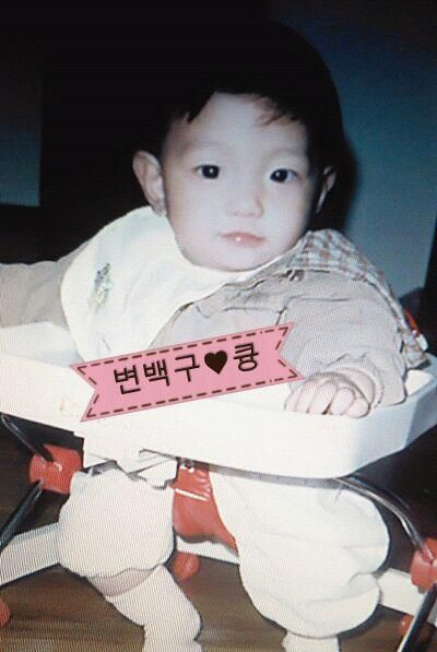 xiumin predebut baby - photo #11