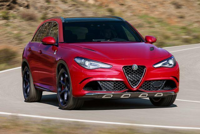 The 2018 Alfa Romeo Stelvio Is An All New Italian Flair Suv The