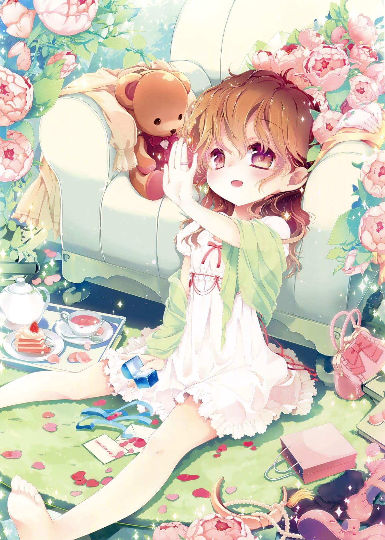 onee-chan ohaiyo❤#art #anime | anime | pinterest | 女の子、アニメ