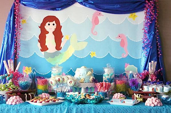 Kids Pool Party Theme