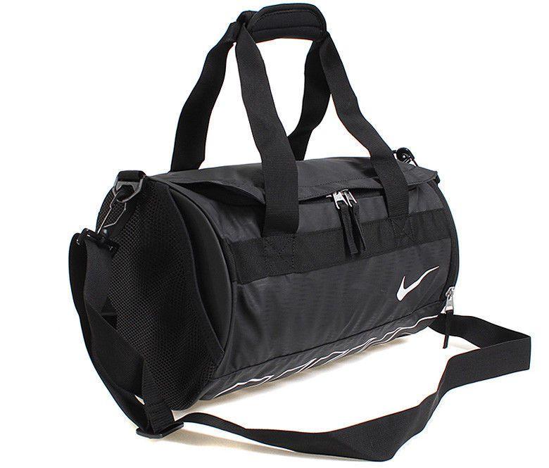 930c7b8a98 Nike Alpha Adapt Drum Duffle Bag Mini Soccer Football Fitness Gym NWT  BA5185-010  Nike  DuffleBags