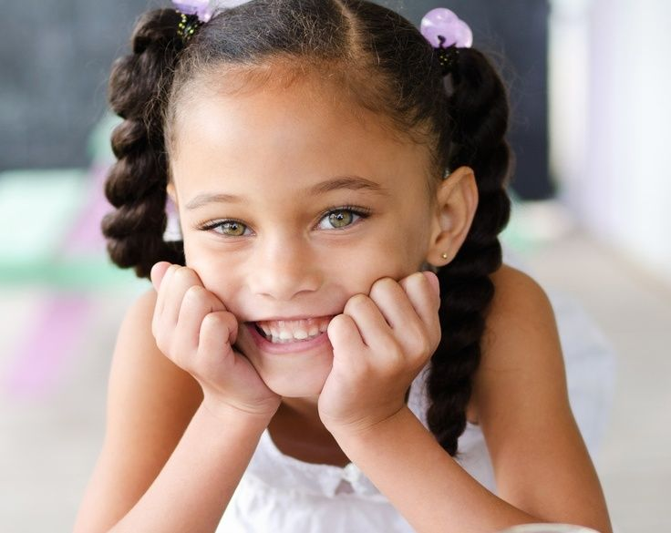 Amazing 1000 Images About Niah Hair On Pinterest Mixed Babies Baby Short Hairstyles For Black Women Fulllsitofus