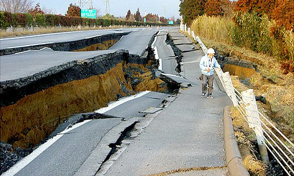 Japan, earthquake