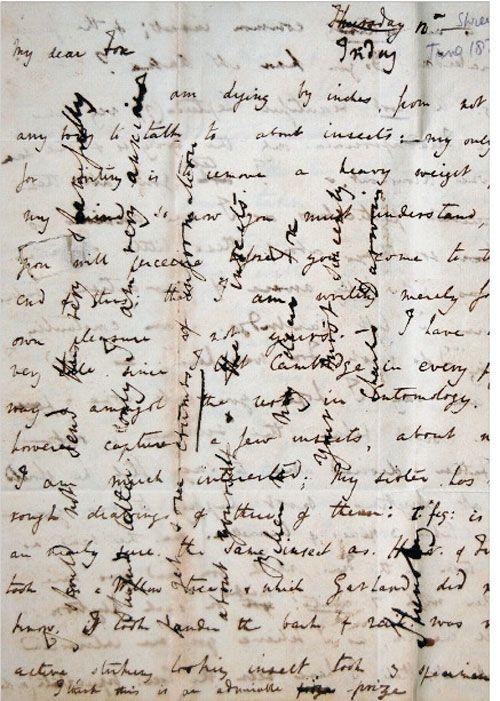 Charles darwin research paper