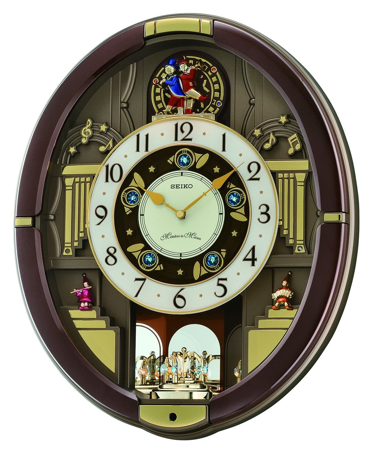 Danube melodies in motion clock 28125 books worth reading danube melodies in motion clock 28125 amipublicfo Images