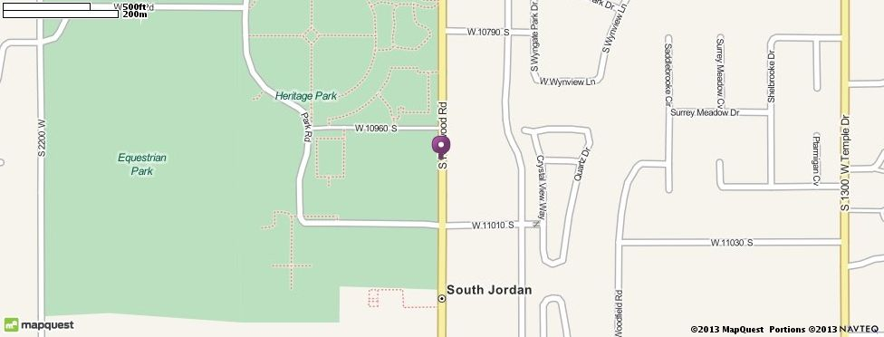 10960 S Redwood Rd South Jordan UT 84095 Directions Location and