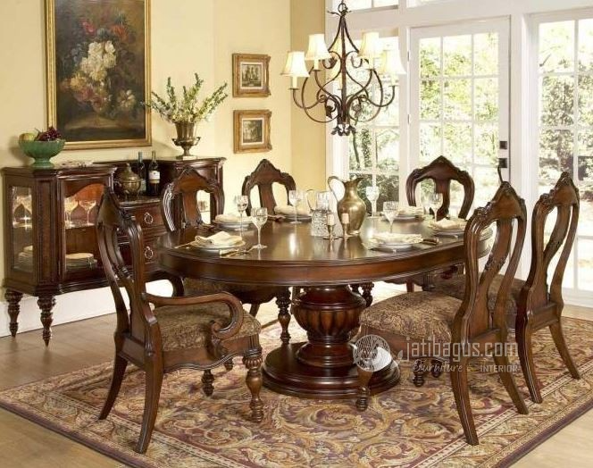 25+ Round to oval dining table set Various Types
