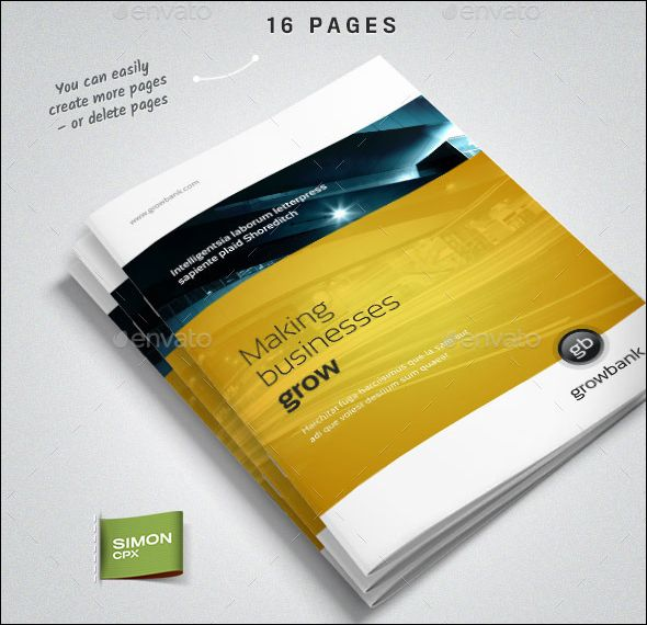 20 free business brochure designtemplates corporate brochure 20 free business brochure designtemplates cheaphphosting Image collections