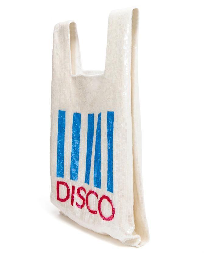 ASHISH | Disco Sequin Embroidered Bag