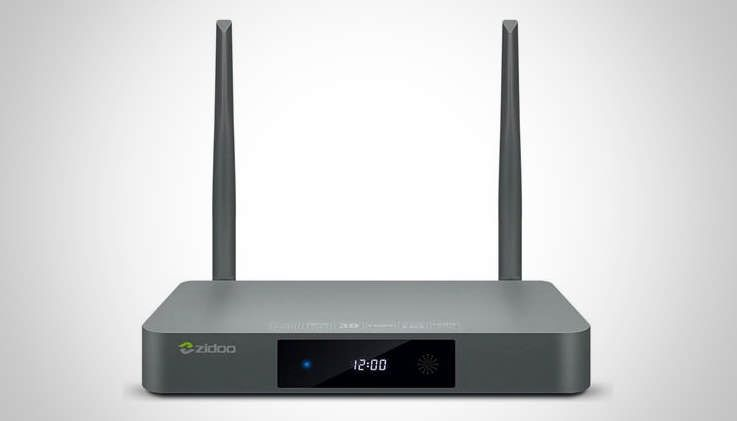 Zidoo X9s Android 6 0 Tv Box Now Available For Pre Order Android