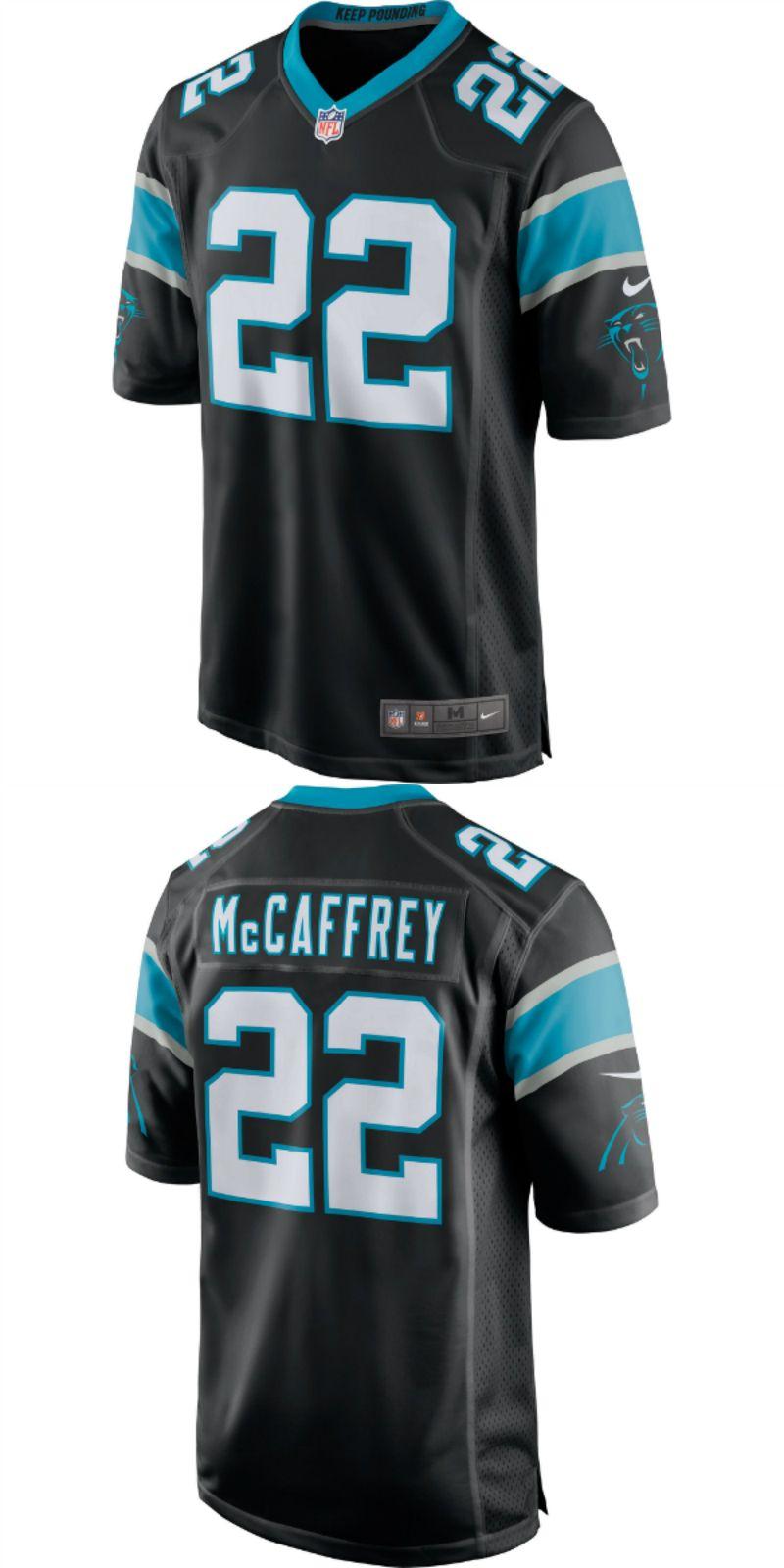 0bc87fc9 UP TO 70% OFF. Christian McCaffrey Carolina Panthers Nike Game ...