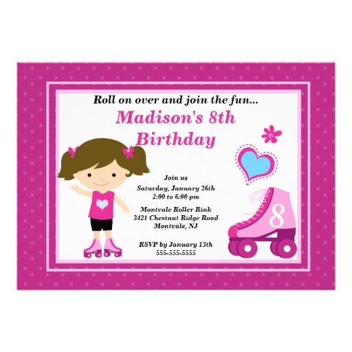 ==>Discount          Brunette Skater Girl Skating Birthday Party Invite           Brunette Skater Girl Skating Birthday Party Invite today price drop and special promotion. Get The best buyThis Deals          Brunette Skater Girl Skating Birthday Party Invite today easy to Shops & Purchase ...Cleck Hot Deals >>> http://www.zazzle.com/brunette_skater_girl_skating_birthday_party_invite-161706844480453161?rf=238627982471231924&zbar=1&tc=terrest