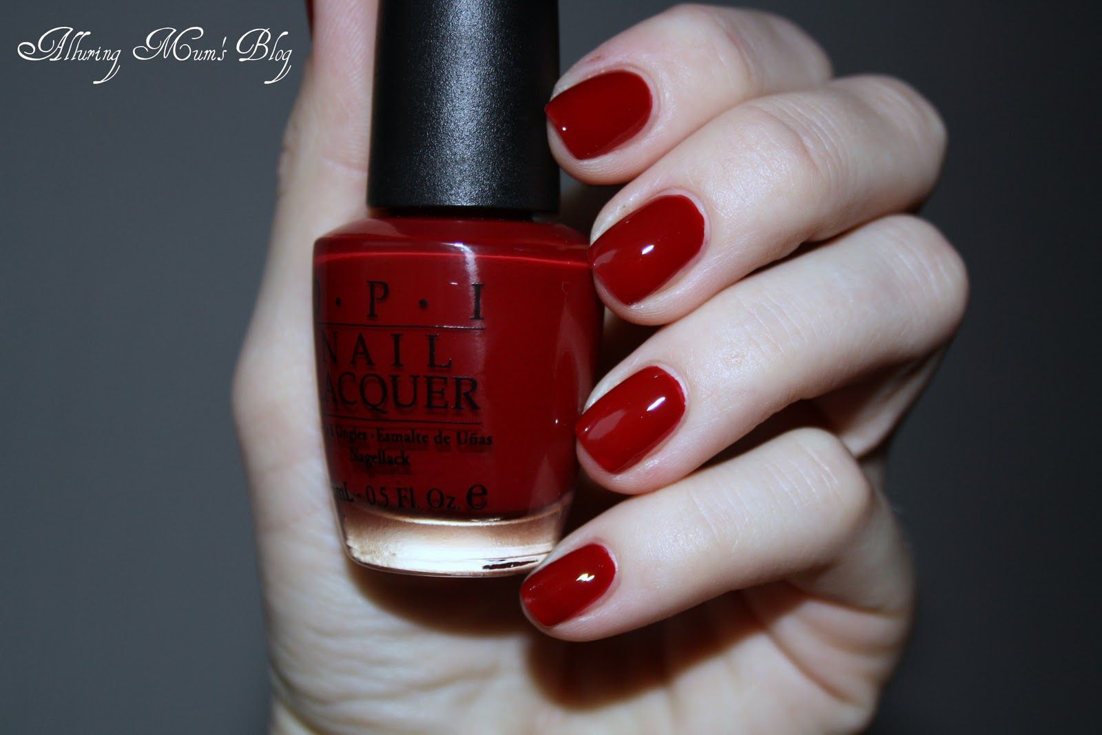 OPI málaga wine... got this on my toesies yesterday and <3 it ...