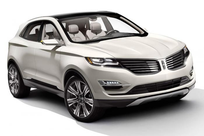 I Want Lincoln Mkc Lincoln Mkc Lincoln Suv Concept Cars