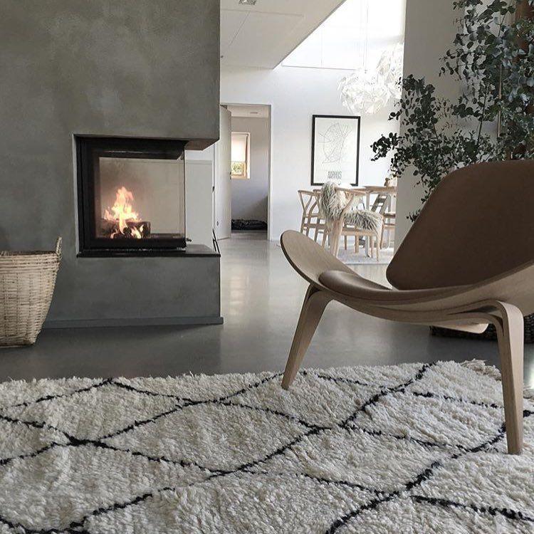 | Skøn stue |  hos @wellendorfs #boligliv #indretning #kunnesiddeherheledagen #inspiration #Instagram #Stue Indretning