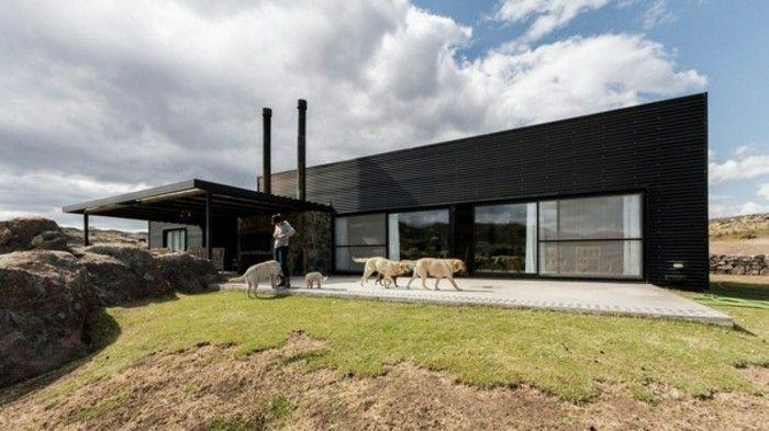Moderne Hausfassaden 56 ausgefallene ideen für moderne fassaden fassaden moderne