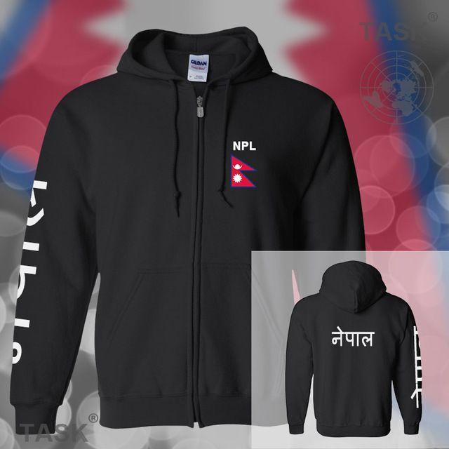 Good Price Nepal Nepali Nepalese Mens Hoodies And Sweatshirt Casual