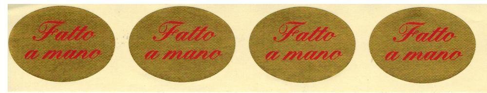 """250 ETICHETTE /""""AUGURI/"""" bollini adesivi chiudipacco chiudibuste B19"""