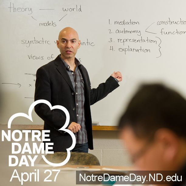 #8 - 1947:  Notre Dame Foundation formed to support expansion, faculty, & aid