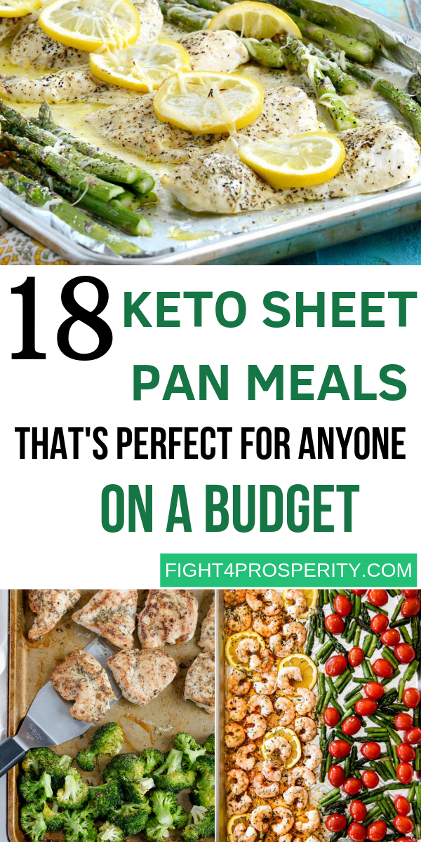 18 Keto Sheet Pan Meals