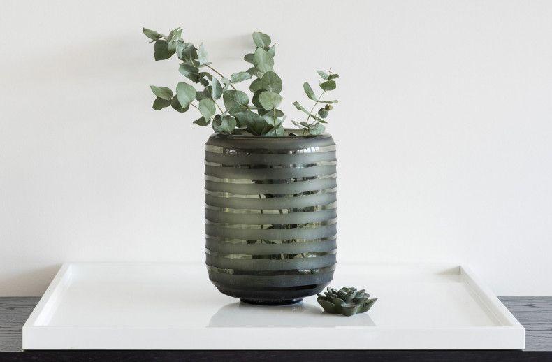 Canyon Vase From Kelly Hoppen London Decoration Pinterest