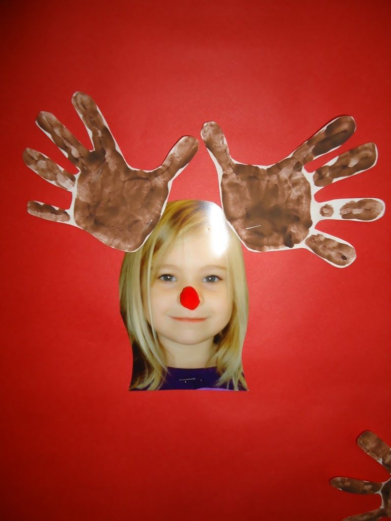 My Top 10 Favorite Christmas Crafts Made With Hands Feet From Around The Web