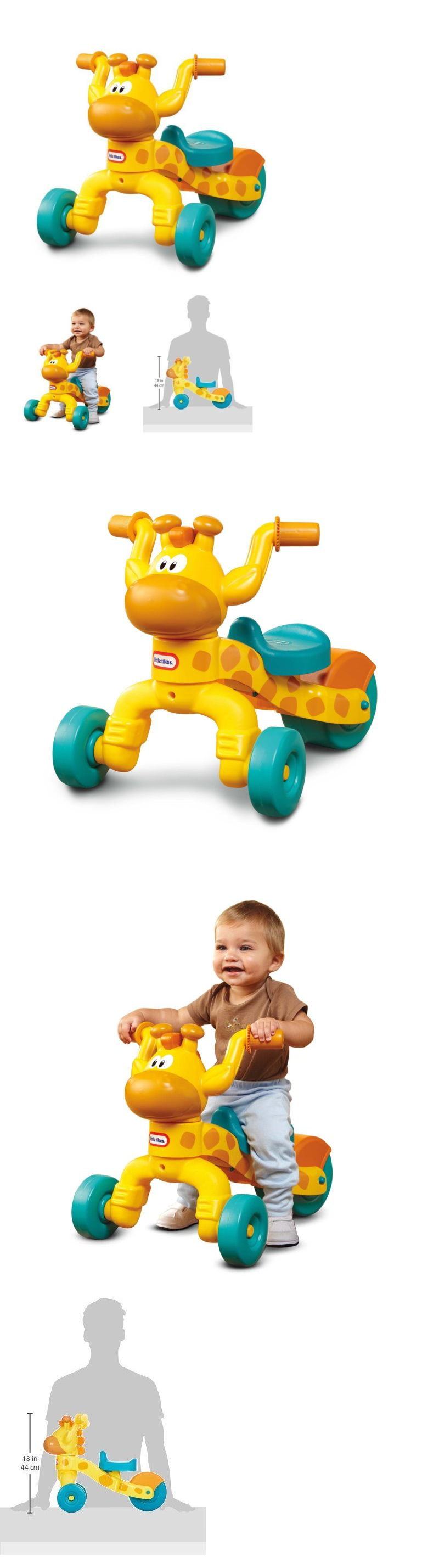 Child Size 2574 Ride Toys For Girls Boys Toddler Riding 1Yr