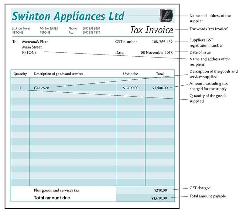 back top date published nov download sample invoice format - sample invoice format