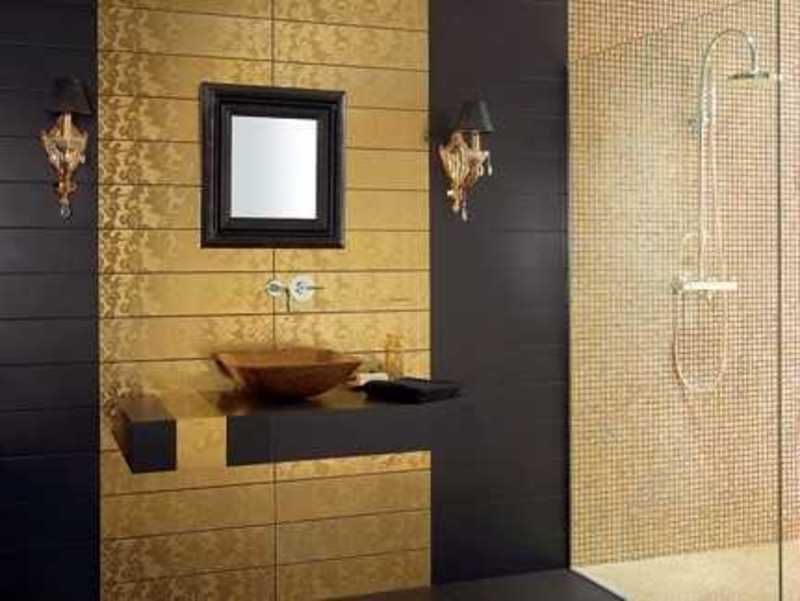 Bathroom Design And Installation Interesting Modern Bathroom Tile  Bathroom Tiles Installation Of A Modern Review