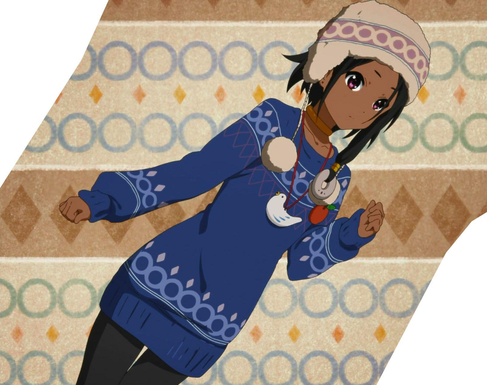 Http Media Animevice Com Uploads 1 18405 624890 Tamako Market 08 Large 26 Jpg Black Anime Characters Character Design Anime Chibi