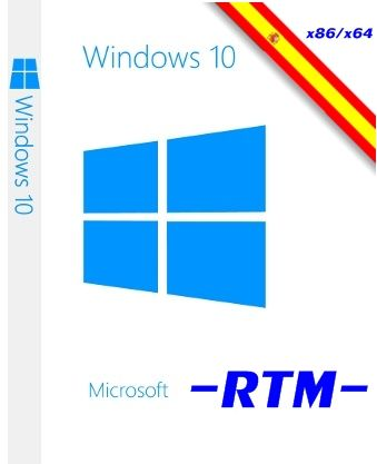 Windows 10 Professional (2015) [ESPAÑOL][x86/x64] [RTM] [OEM] + SERIAL + ACTIVADOR