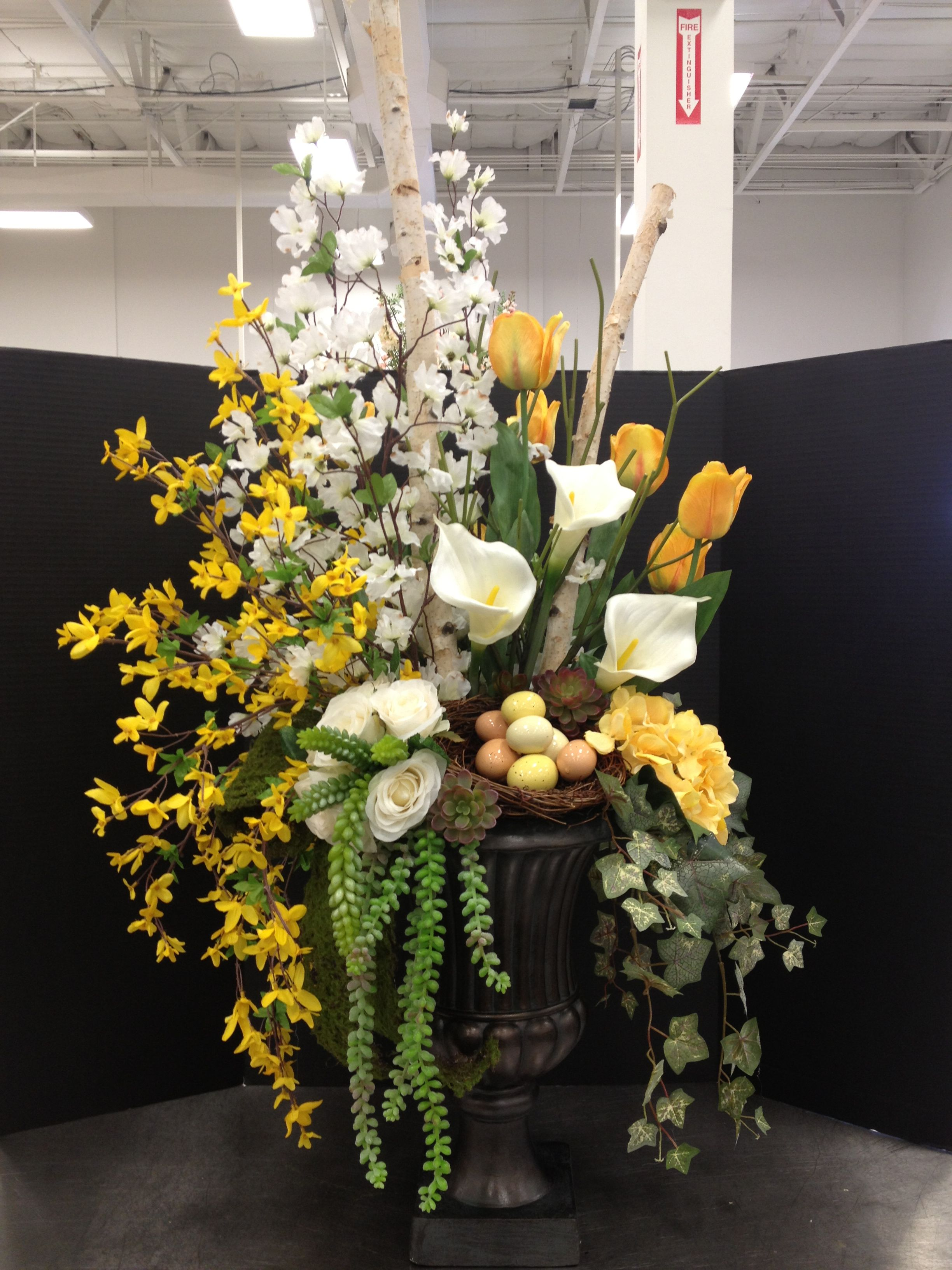 Spring Blooms Floral Arrangement Spring Collection 2013