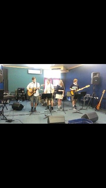 Those studio jams
