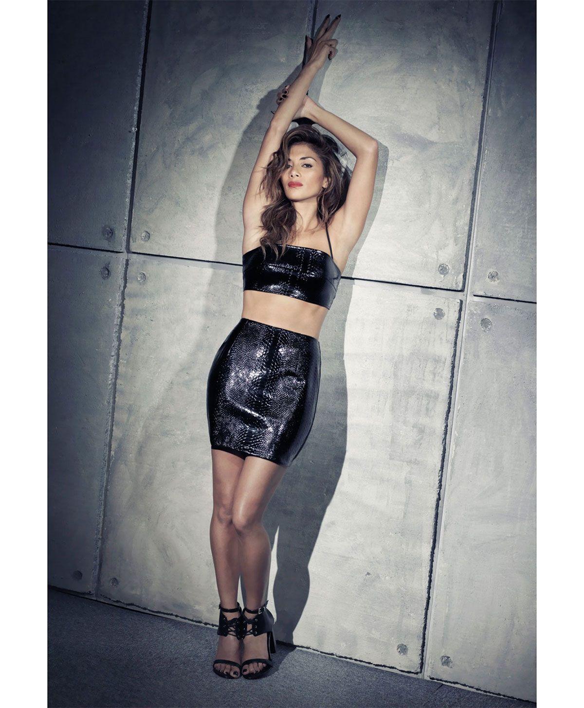Nicole Scherzinger Missguided Collection Autumn/Winter 2014 ...