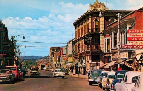 Trinidad Colorado Grand Architecture Brick Streets Dating To The Early