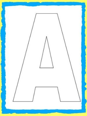 ABC+Song+and+Alphabet+Letter+Templates+for+Kids!+Enjoy+our School