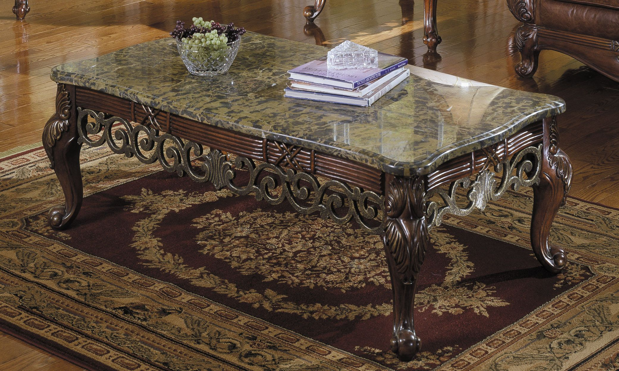 Furniture: Artistic Home With Granite Table Use Granite On Top And The  Stake Using Wood Stay Nice Coffee Table Rugs On Tile Flooring Beside Sofa  Bed With ...