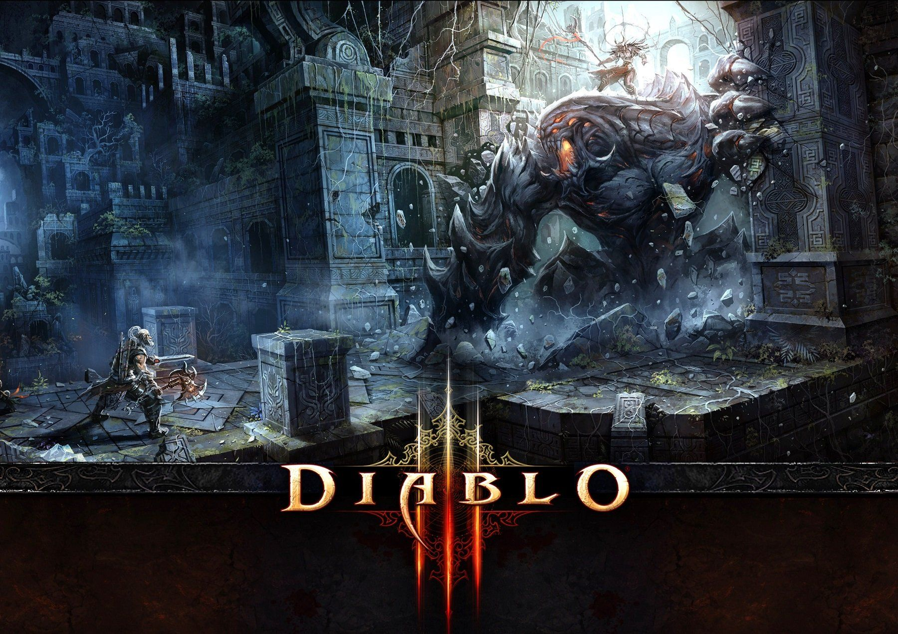 Diablo III Poster Video game posters, Art prints online